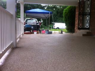 Garage Floors Northern Va Dc Md