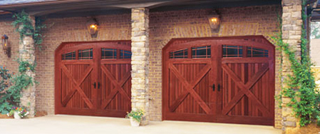 Montgomery County garage door repair