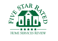 five star rated logo