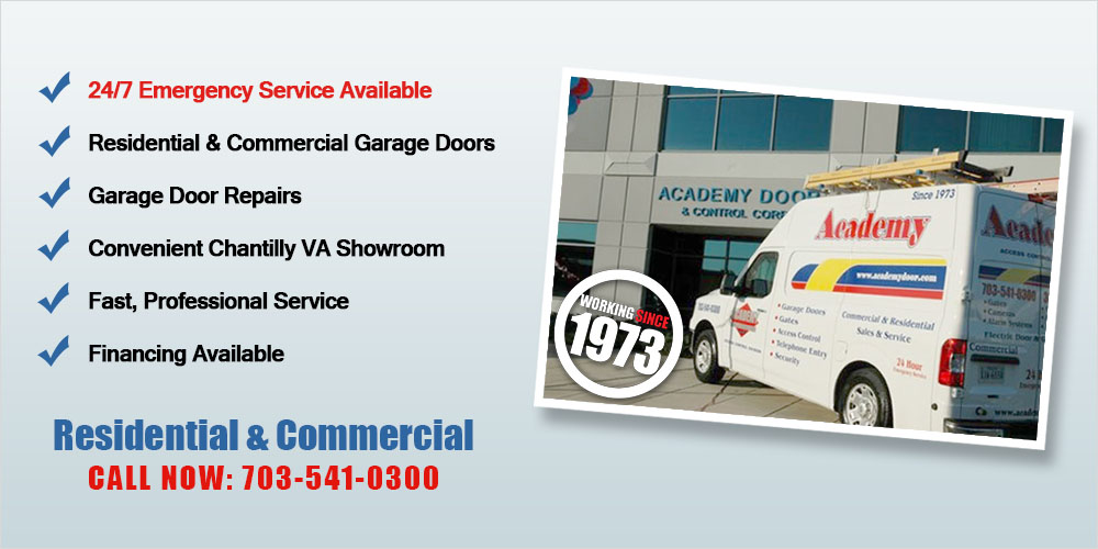 Academy Door Control Corp Repair Garage Door Service